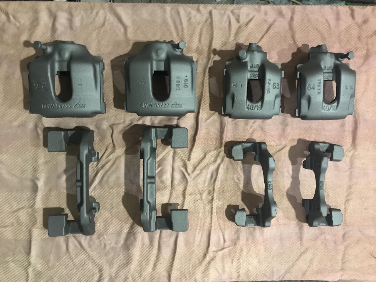 Суппорта VW Checkparts.by