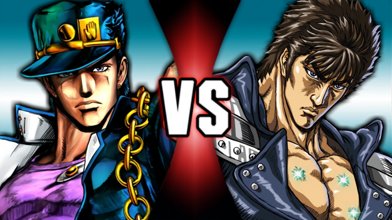 G1 Death Battle Fan Blogs: Death Battle Predictions: Jotaro