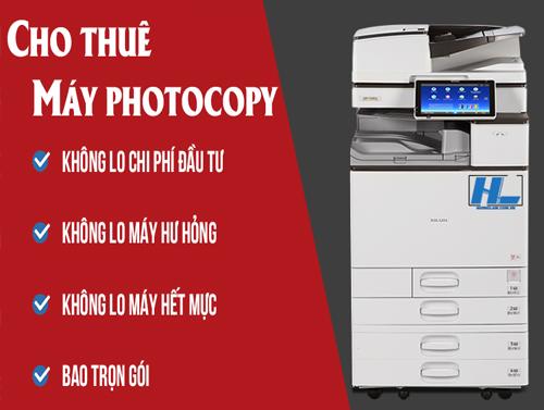 Photocopy Ricoh cho thuê máy photocopy chất lượng nhất