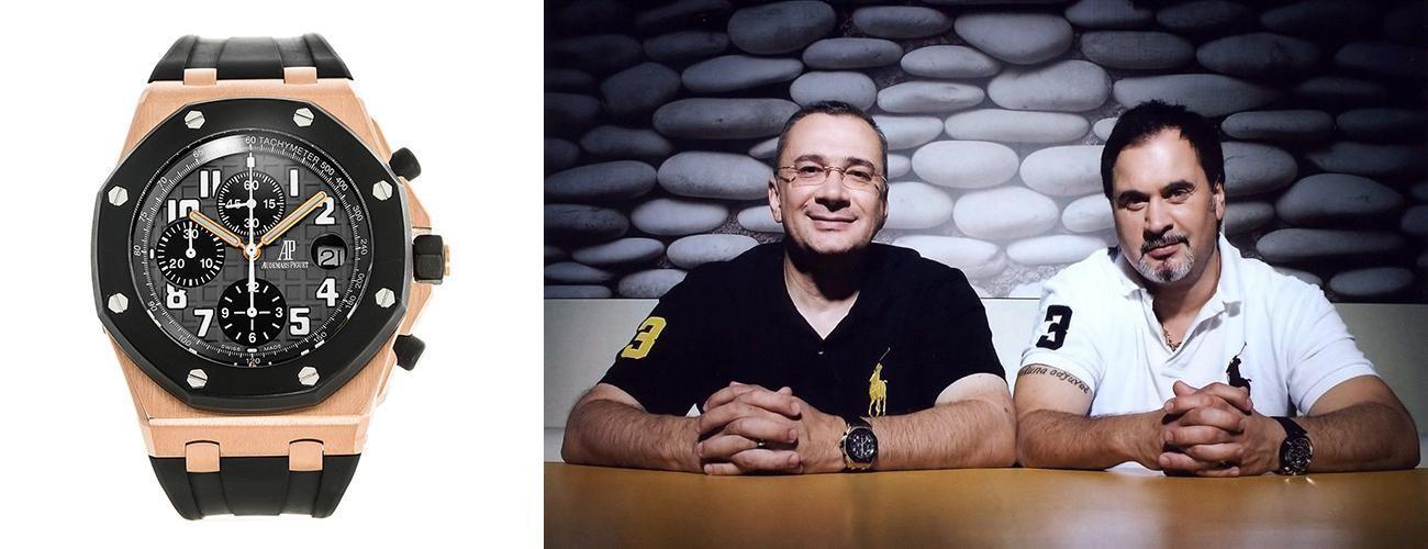 Любимые часы Константина Миладзе