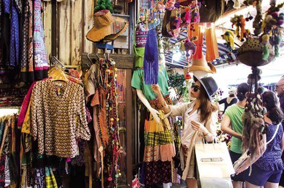 Địa điểm lấy sỉ quần áo Quảng Châu