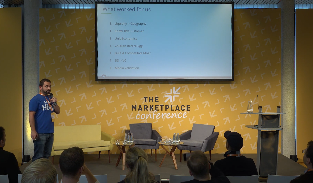 Marketplace Conference 2019: How to beat your marketplace competitors