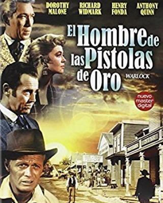 El hombre de las pistolas de oro (1959, Edward Dmytryk)