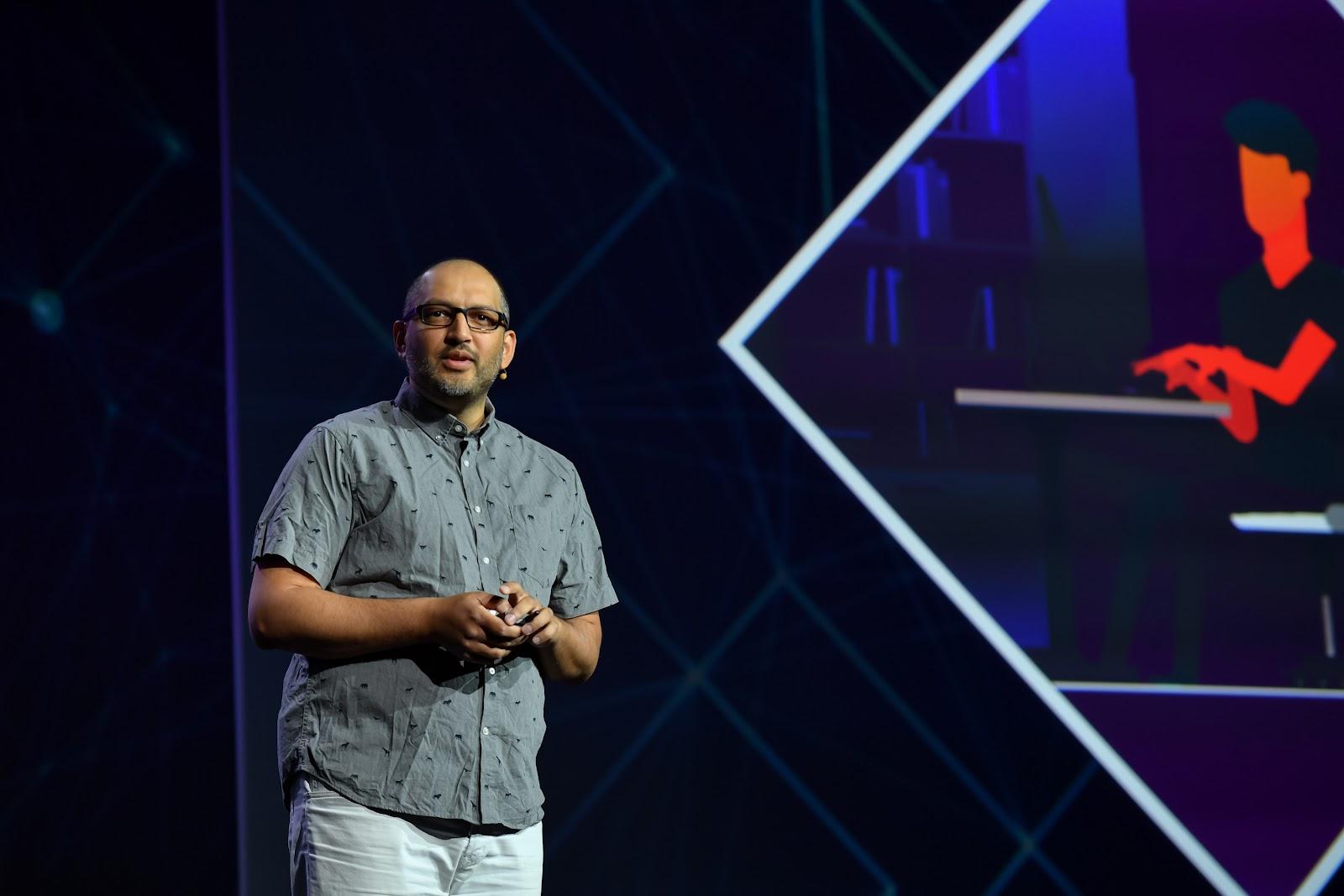 Shawn Ahmed DevOps World Jenkins World 2019 Software Delivery Management