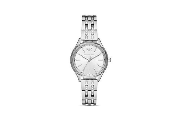 Michael Kors Lexington Link Bracelet Watch from Bloomingdale's