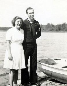 Ruth and Leonard