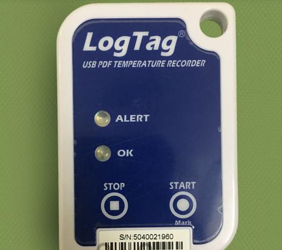 Nhiệt ẩm kế tự ghi với model LogTag HAXO-8