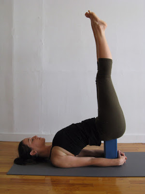 Viparita Karani (Inverted Lake Posture)