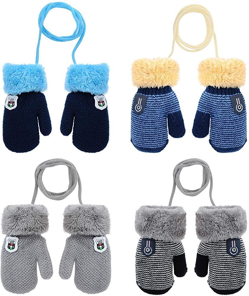 MarJunSep winter warm gloves