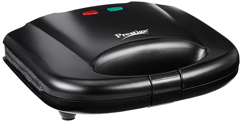 Prestige PGMFB 800 Watt Grill Sandwich Toaster (MRP Rs 1500/-)