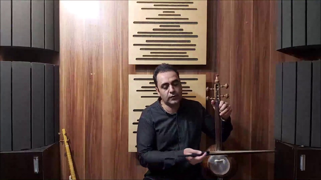 چهارمضراب دشتی ردیف دوم ابوالحسن صبا ایمان ملکی کمانچه