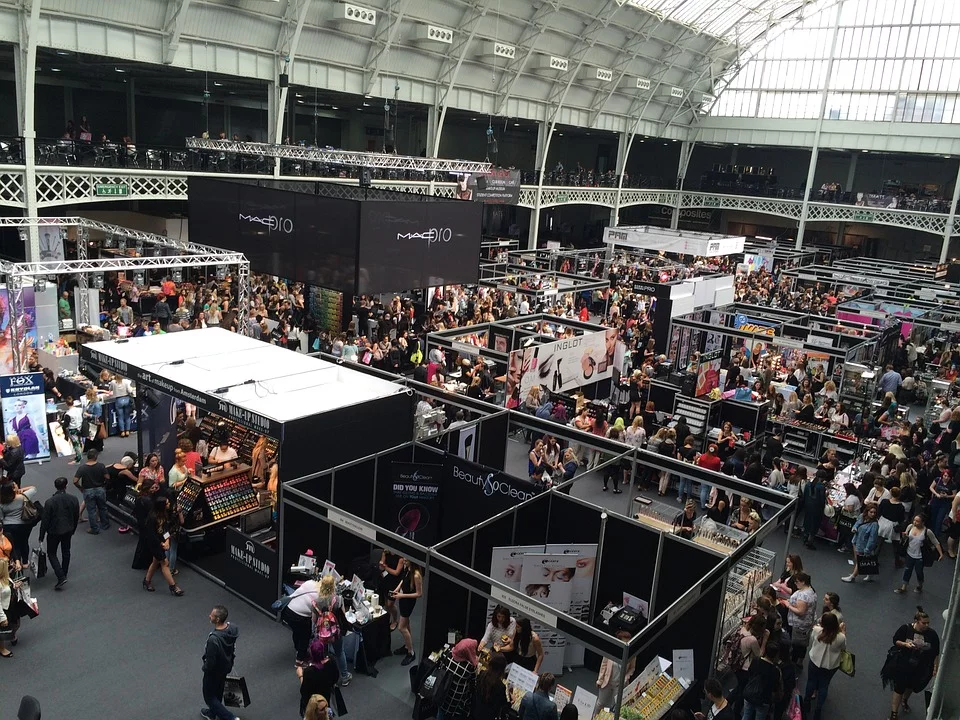 imats-london-exhibition-trade-show-how to stand out at a trade show