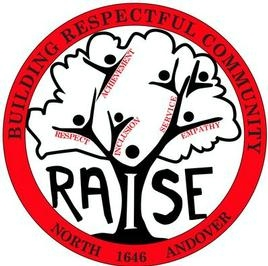 Image result for RAISE logo north andover