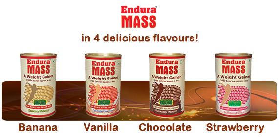 Endura Mass flavours