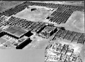 Kuaua_ruins,_Coronado_State_Monument,_1940