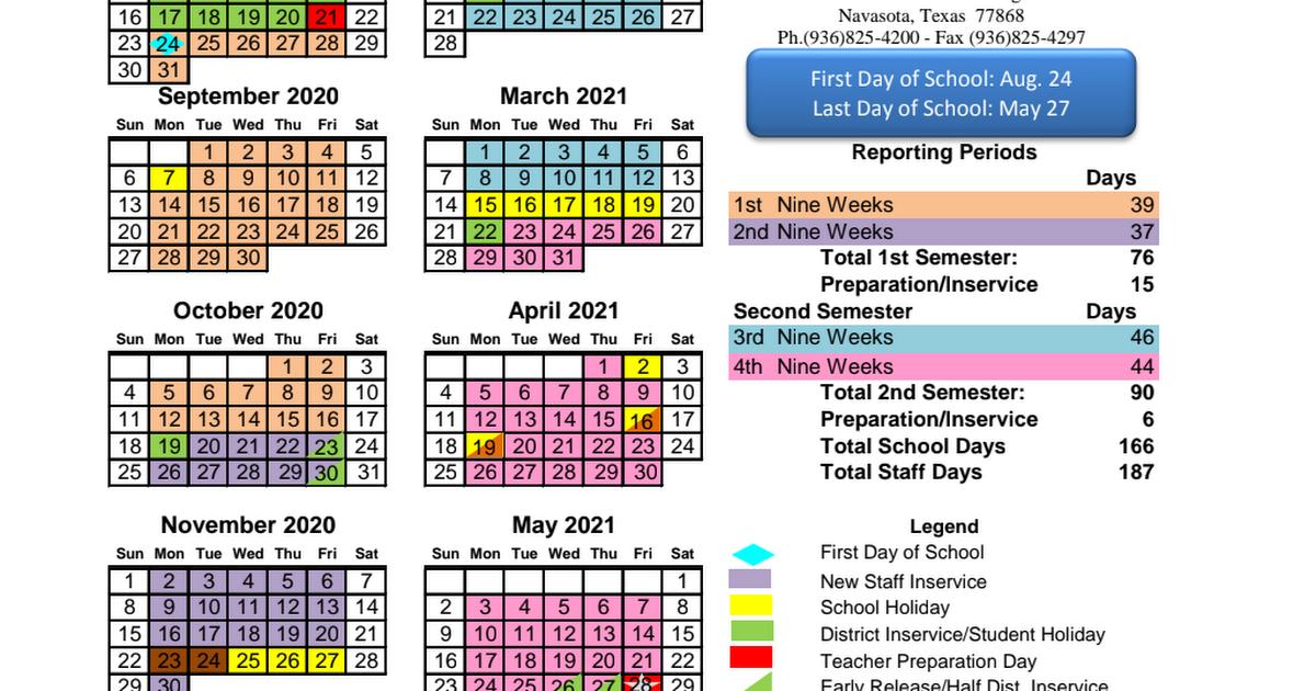 Nisd Calendar 2022.2022 Calendar Nisd 2021 Calendar