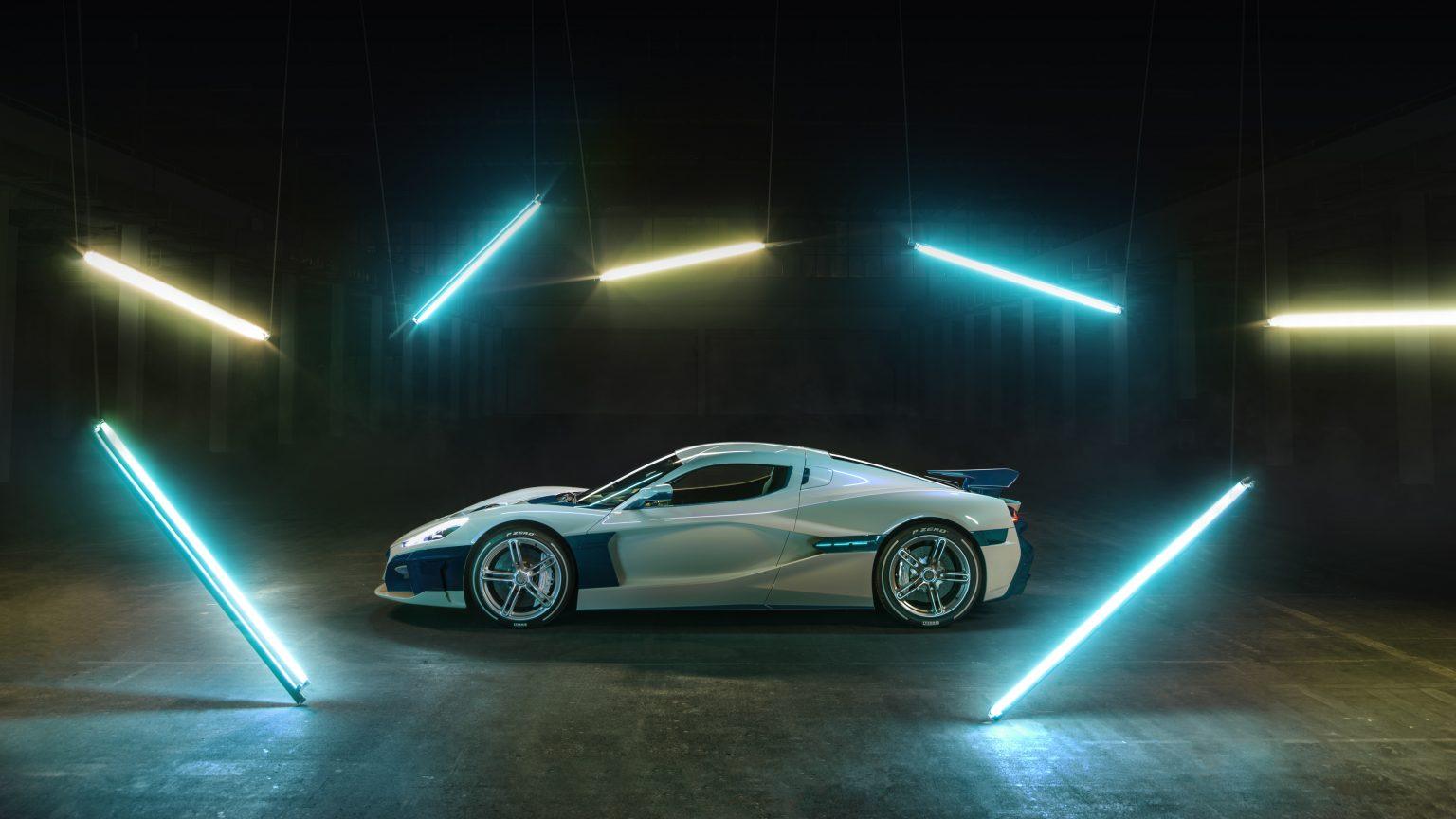 Rimac C_Two ir ātrāks par Tesla