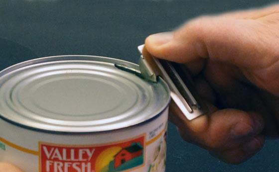 Пример воронки продаж: консервные ножи