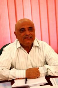 خالد صالح حسين عضو مجلس الادارة