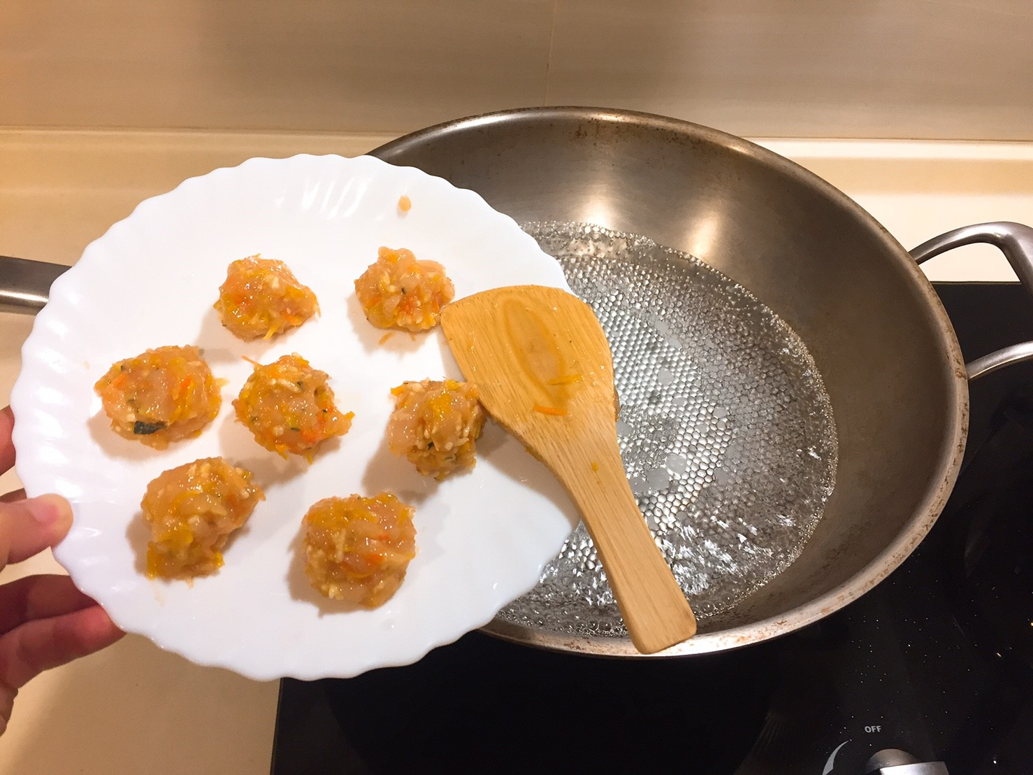 【寵物鮮食食譜包】鮮蔬雞肉丸