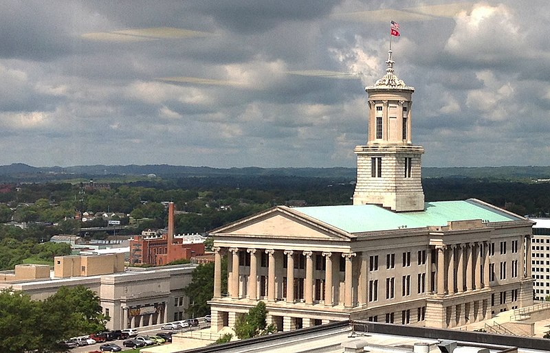 File:Tennessee State Capitol in Nashville.jpg