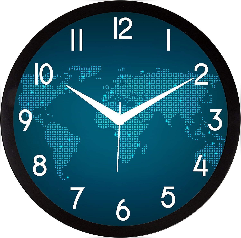 JaipurCrafts Designer Plastic Wall Clock