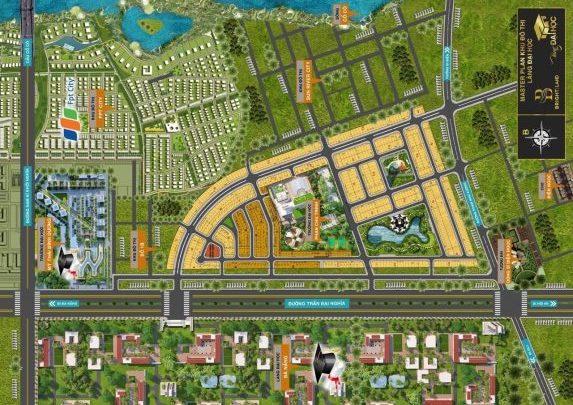 Thông tin về dự án khu đô thị số 3 Điện Bản