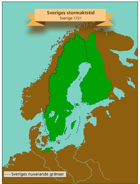 Trinkans Sexa Stormaktstiden Sveriges Uppgang Och Fall