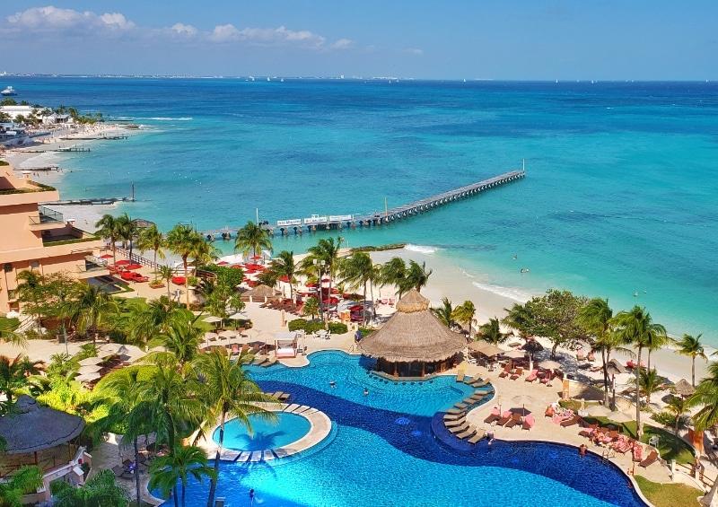 Grand Fiesta Americana Coral Beach Cancún 02