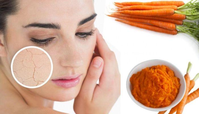 Use this carrot face mask on the face in winter for glowing skin - News  Kari English | DailyHunt
