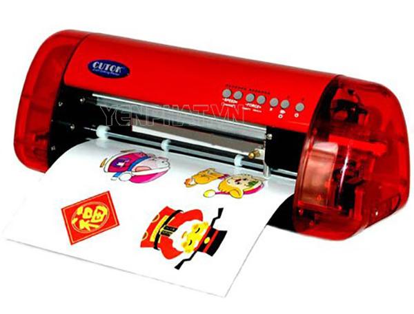 Máy cắt chữ mini DC330