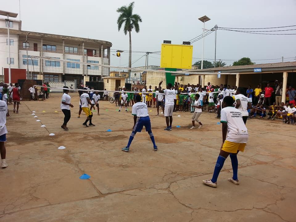 @crédit: Association togolaise pour la promotion du sport pour tous