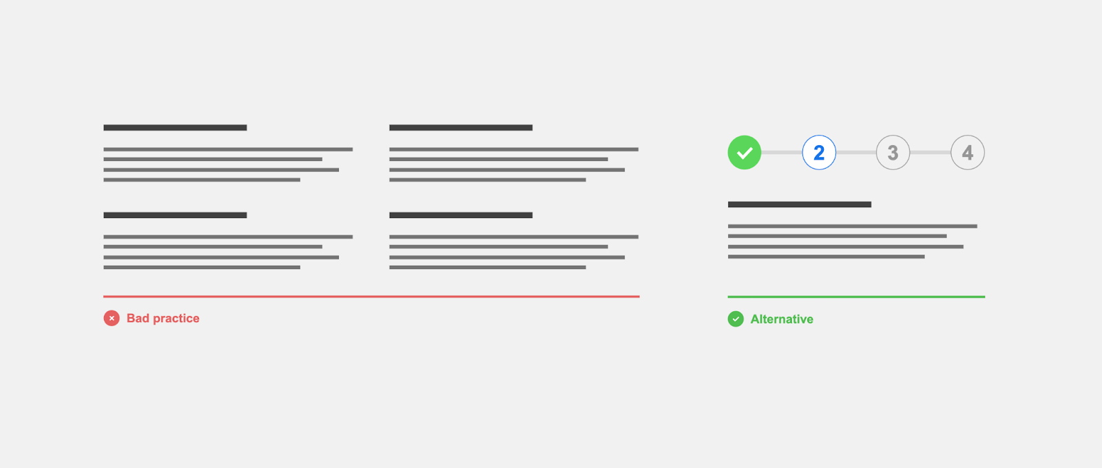 consistent interface in design
