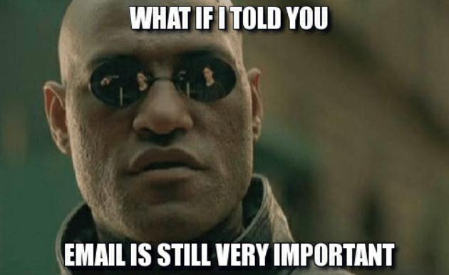 email là quan trọng
