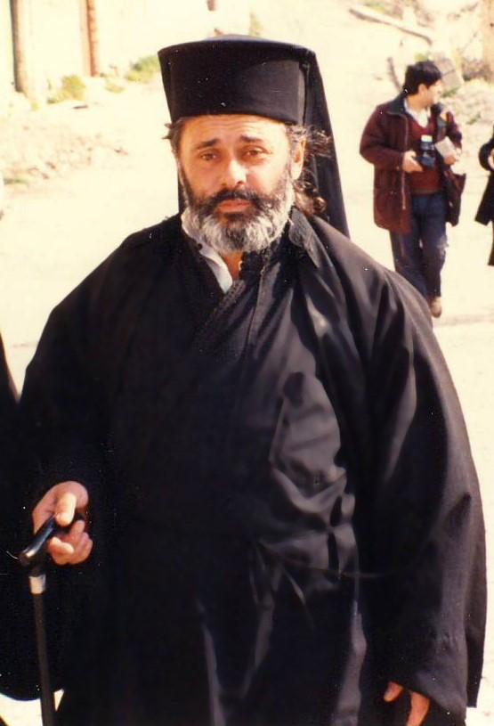 Αποτέλεσμα εικόνας για Ιερομόναχος Κοσμάς-Κλέαρχος Παπασάββας