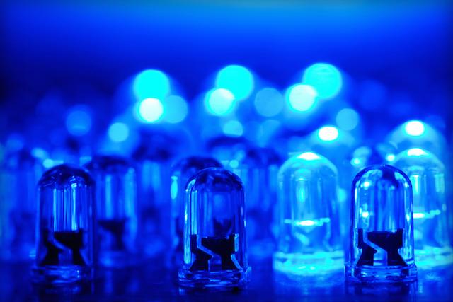 Công nghệ đèn LED là phát minh hiện đại ngành điện chiếu sáng