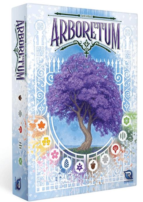 arboretum board games for beginners