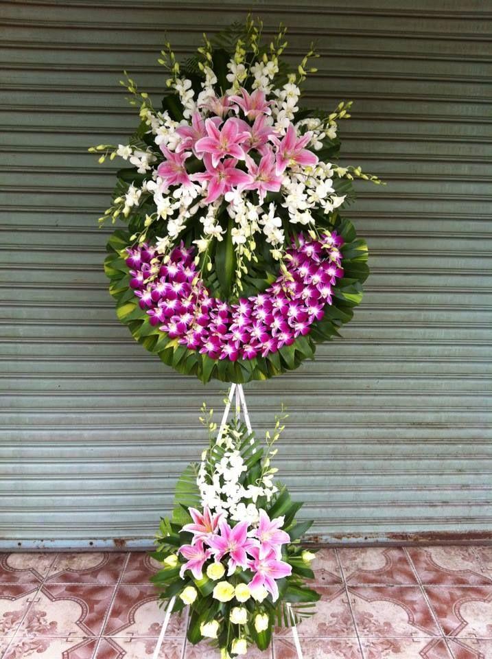 Kết quả hình ảnh cho đặt hoa tươi đám tang