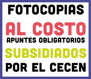 Fotocopias al costo