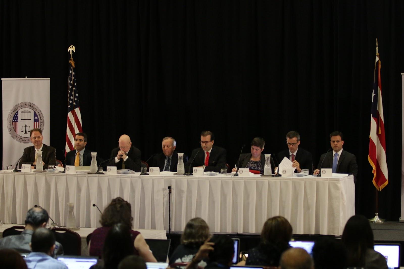 Fiscal Oversight & Management Board (Juan J. Rodríguez/CB)
