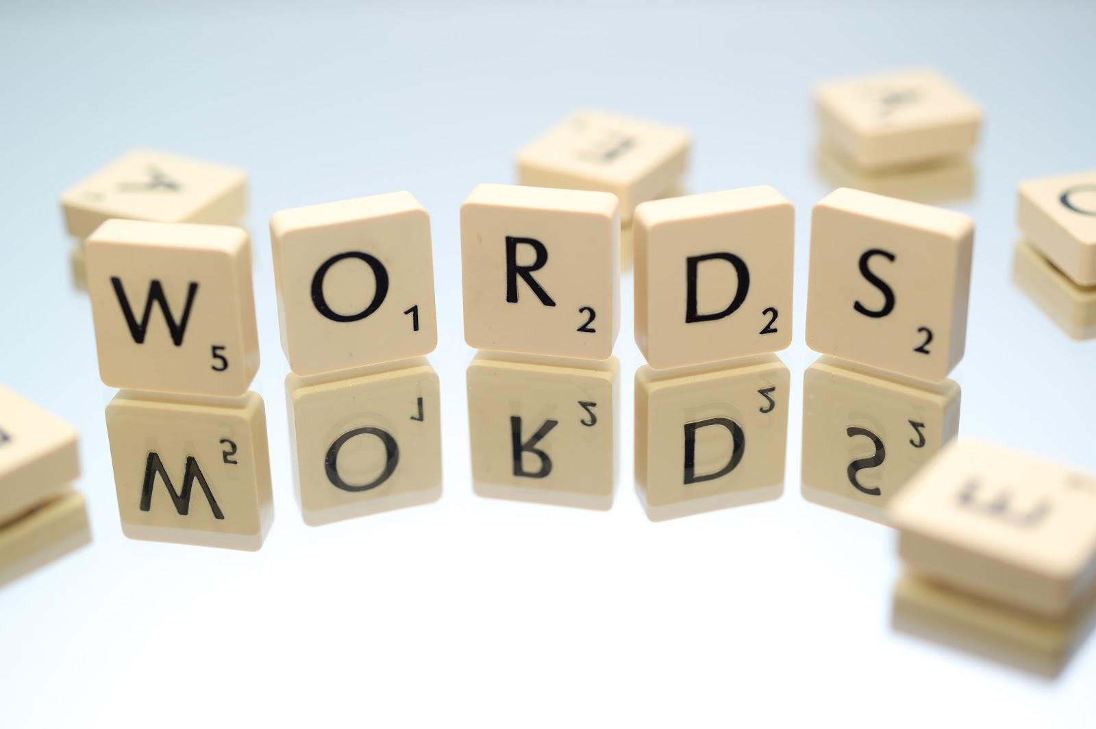 words scrabble