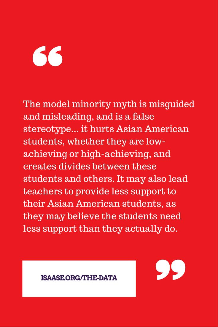 Impact of the Model Minority Myth