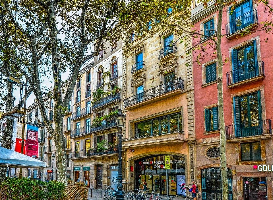 Quartier de Gracìa - Barcelone - HomeExchange