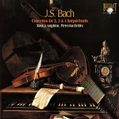 Concerto for Two Harpsichords and Strings in C Minor, BWV 1062: I. Without Tempo Indication
