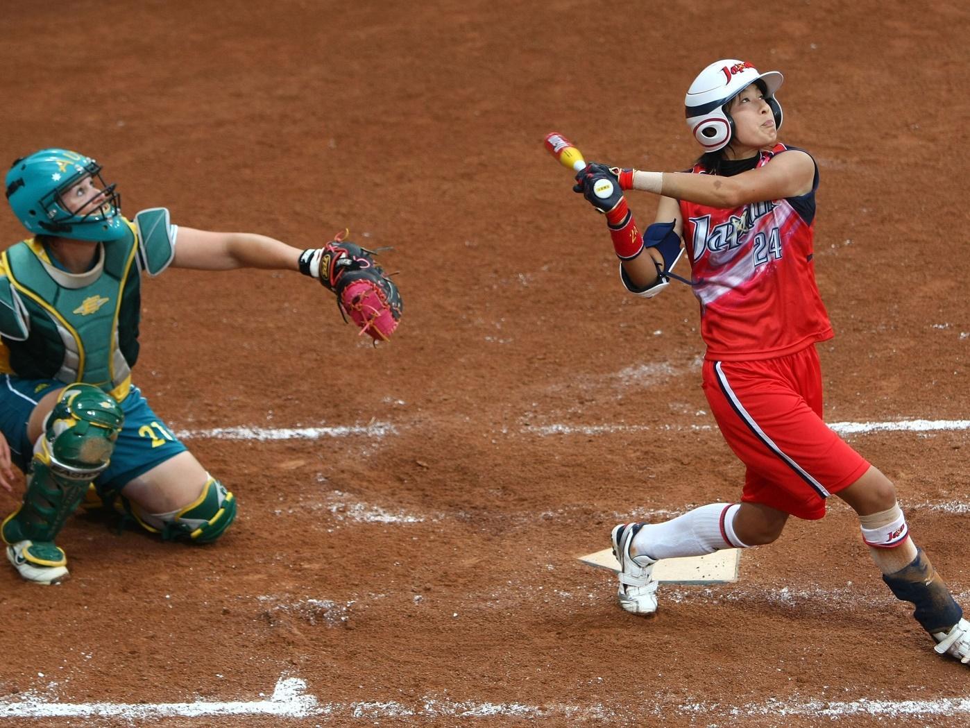 Olimpíadas de Tóquio começam com duelo entre Japão e Austrália no softbol -  20/07/2021 - UOL Olimpíadas