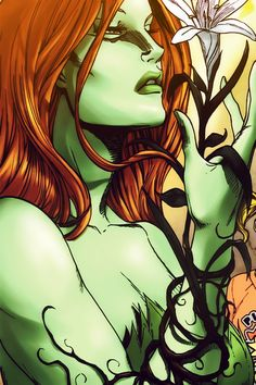 Image result for poison ivy dc
