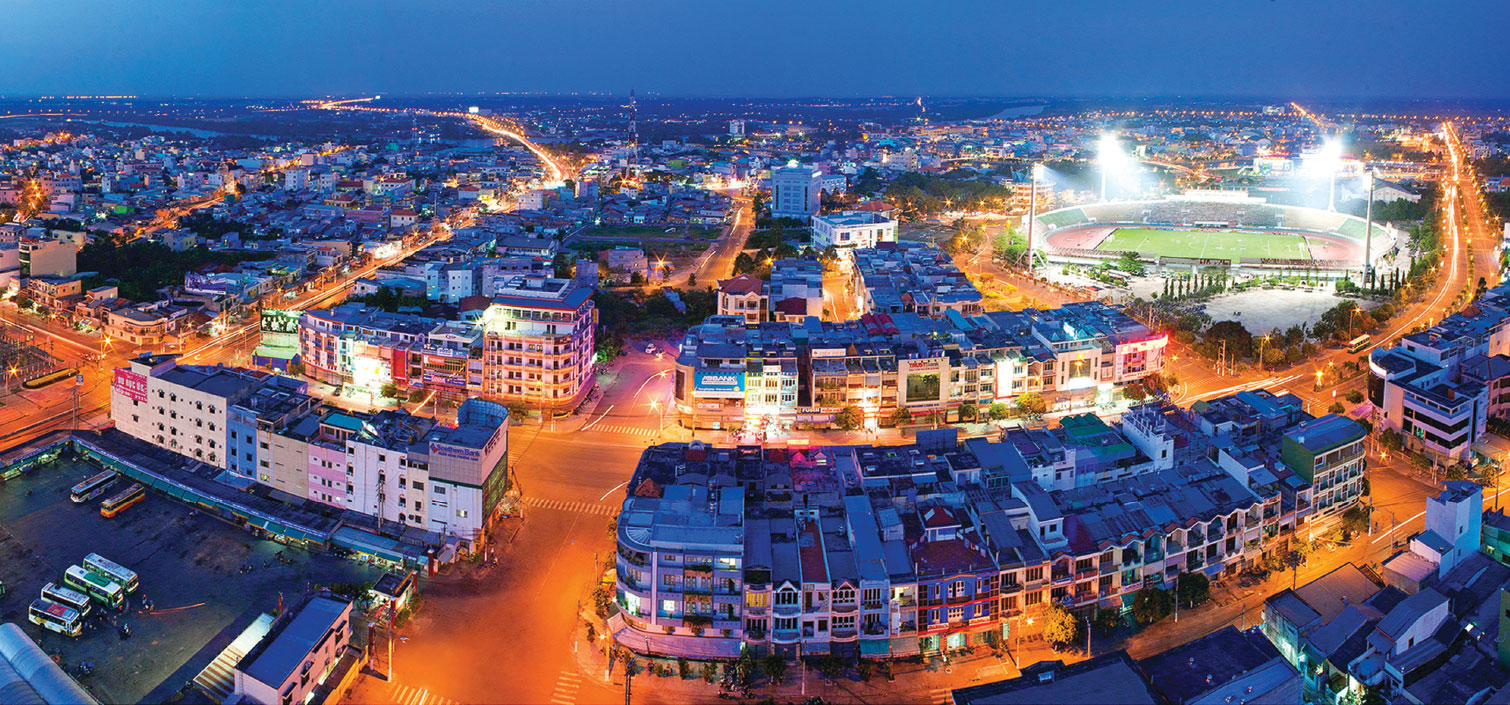Thủ tướng Chính phủ ra quyết định công nhận Tân An là khu đô thị loại II