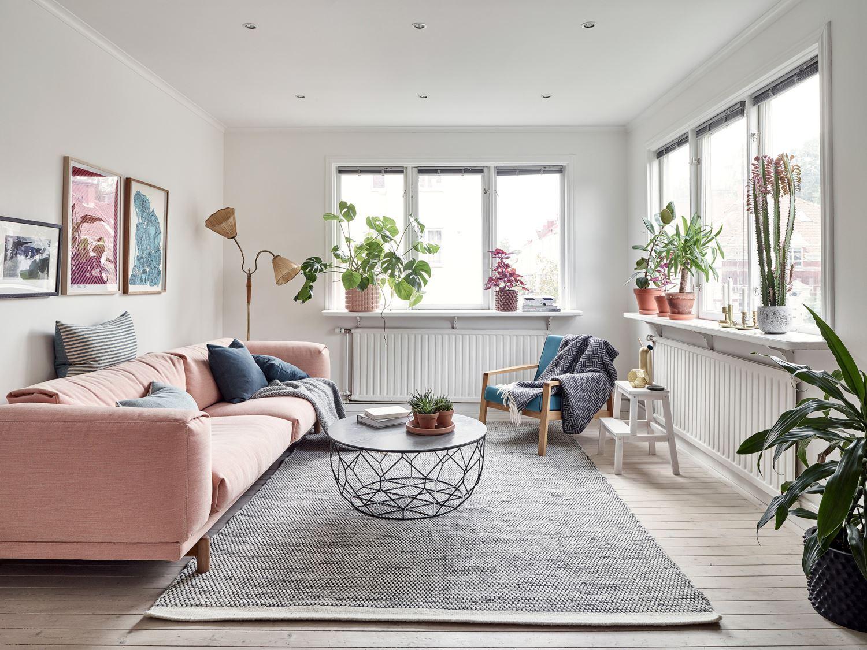 Desain Scandinavian kian populer karena dapat memberikan rasa tenang dan nyaman - source: lacasadefreja.com
