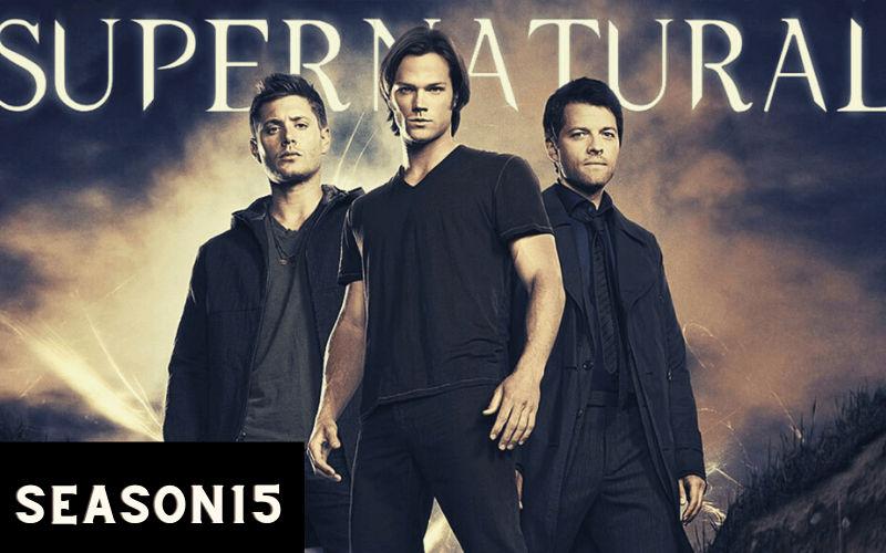 index of supernatural season 15