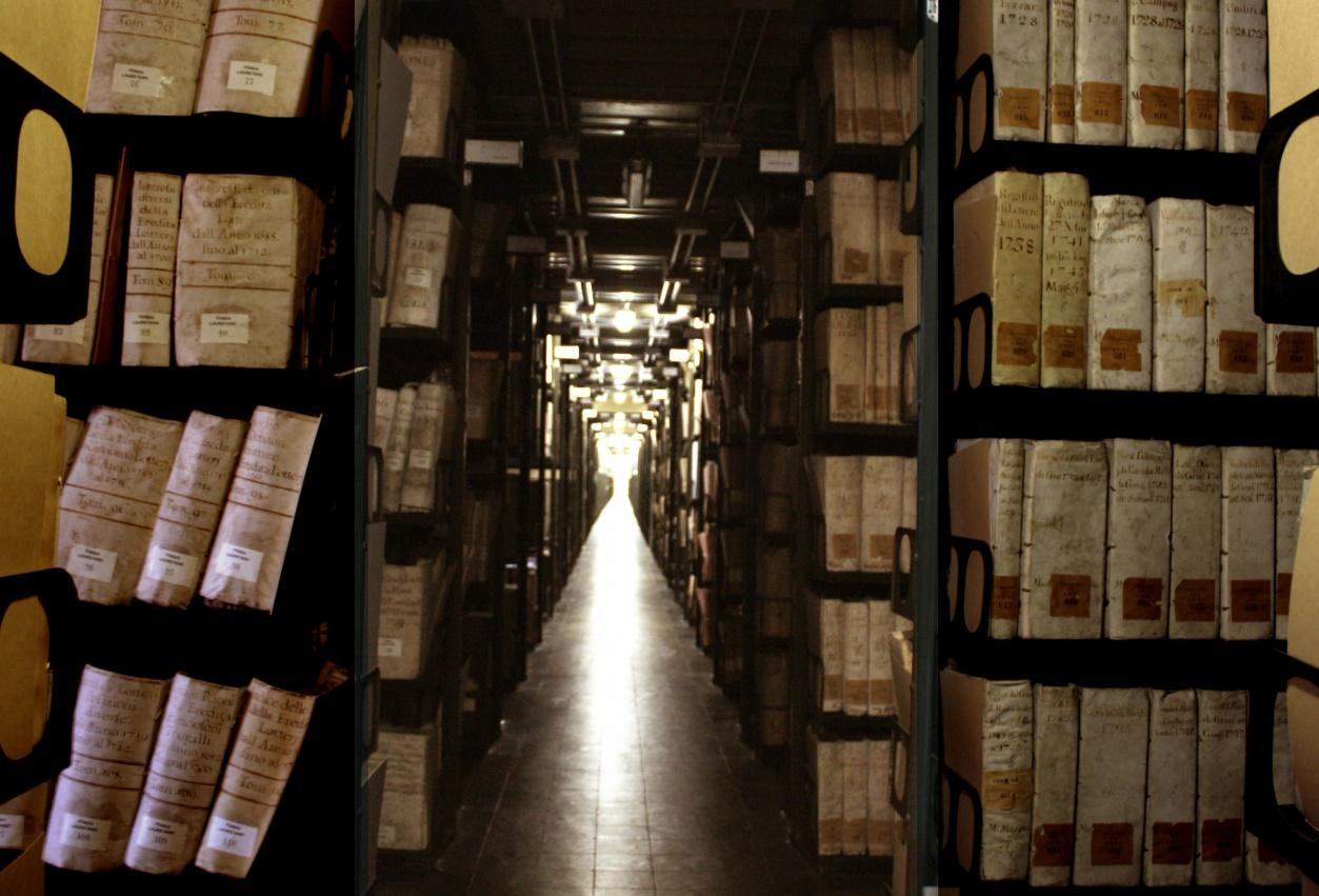 Image result for vatican archives